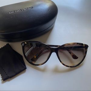 Michael Kors Sunglasses with case